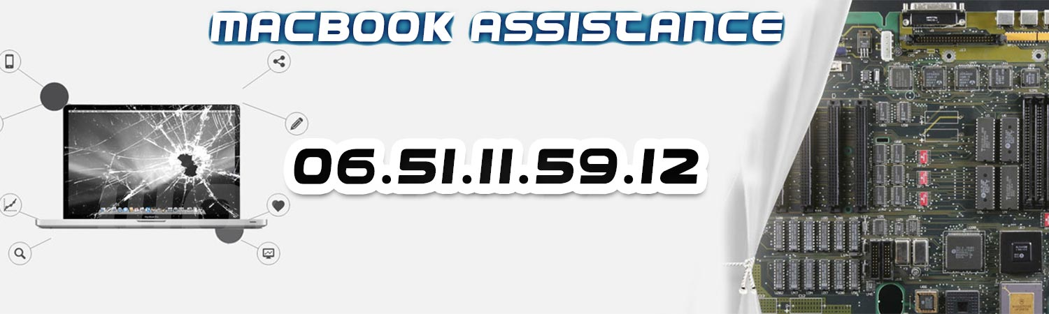 Assistance macbook
